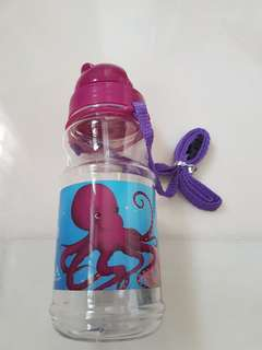 Water Bottle - sea aquarium