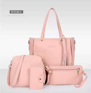 Shoulder bag 4in1