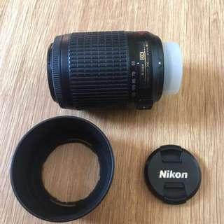 Nikon DSLR Camera Lense