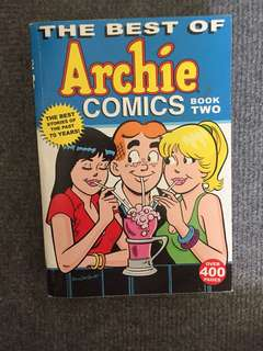 The Best of Archie Book 2