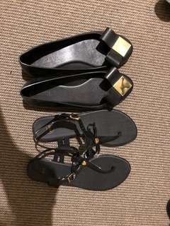 Melissa flat shoes and sandals