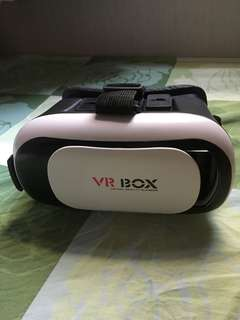99%新VR BOX virtual reality glasses