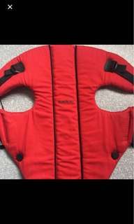 Bjorn Baby Carrier Red