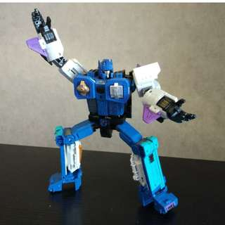 [Preorder] Shockwave Lab SL-22, posable hands for Titans Return Leader Overlord or Sky Shadow