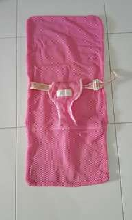 Pink Baby Bouncer Netting