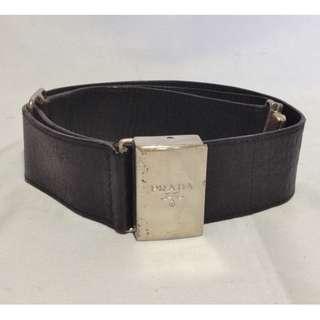 Authentic PRADA Belt Size 75cm