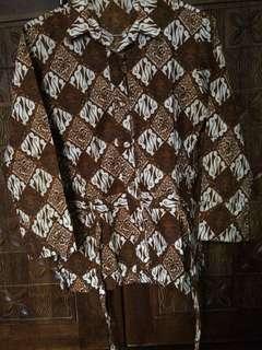 Batik pnjang wanita