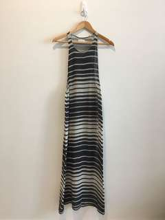 Knit mid length dress - delivery fee included