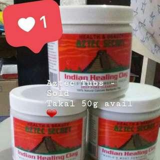 AZTEC Indian Healing Clay Takal