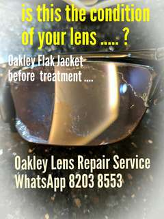 Oakley Sunglasses Repair Chr Restore Vezel Bell Anglers Hobby Fishing Reel Parts Rod Stand Bag Fast Jacket Fishing Frogskins rod lure Replacement Lens Bait Accessories Shoei Cast Ryobi Vespa Yonex Bag Daiwa Shimano parts M M2 Frame