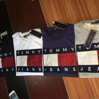 Tommy Hilfiger Sweater - 7 Colours