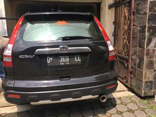 Honda cr-v 2009matic