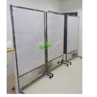 3pcs MOBILE WHITE BOARD - DOUBLE SIDED--KHOMI