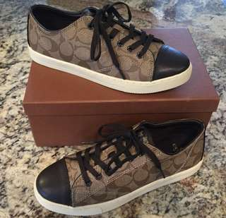 Coach Parkway Sneakers AUTHENTIC