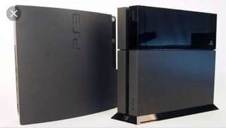 bumibili ng ps3 and ps4 for resell and rush only