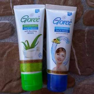 Goree Facial Wash