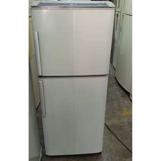 FRIDGE DOUBLE DOOR SANYO