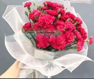Mother's Day Bouquet/flower bouquet/hand Bouquet/anniversary Bouquet/birthday Bouquet