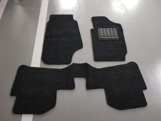 3M made to measure thick car mat for Volkswagen Polo TSI