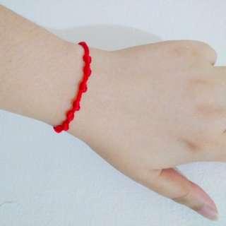 7-knots lucky bracelet