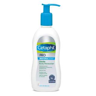 🚚 Cetaphil Restoraderm Eczema Calming Moisturizer // 10 oz 296 ml