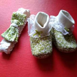 bandana& sepatu