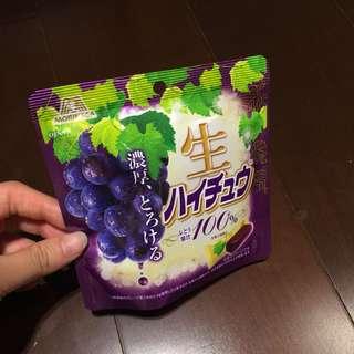 🚚 日本購入葡萄🍇軟糖