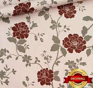 Wallpaper Sticker Dinding 10 Meter