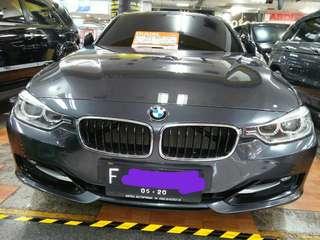 BMW 320i Abu Abu Metalik Cc 2.0 Sport