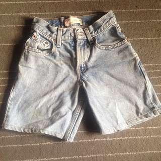 short Pants Budak Original Levis