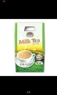 888 3 in 1 Instant Milk Tea (40g x 10 Sachets)