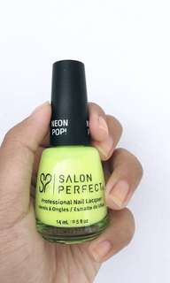 Salon perfect nail polish