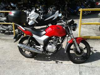 Honda CB125E