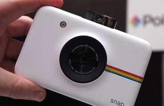 Polariod snap cam