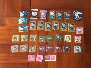 Sanrio Hello Kitty Stickers