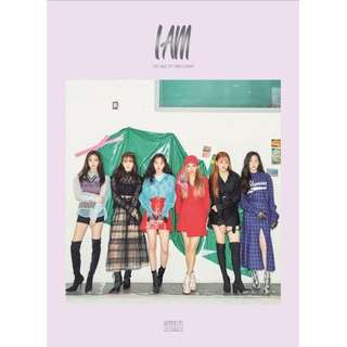 (여자)아이들 G_I_DLE FIRST MINI DEBUT ALBUM