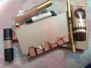 Preloved bundle make up