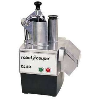 Robot Coupe (CL50) Continuous Feed Food Processor  with 5x5x5mm Dicing Disc worth P12,000