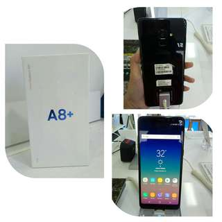 Kredit Samsung A8+ Dijamin Cicilannya Murah