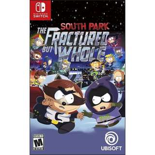 South Park The Fratured But Whole Nintendo Switch EU