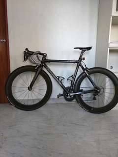 Colnago EPS full carbon bicycle
