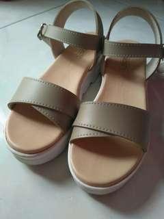 Flatfoam/wedges shoes comfy 4cm