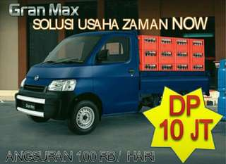 Granmax Pick Up