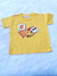 Third street shirt for 3yrs old