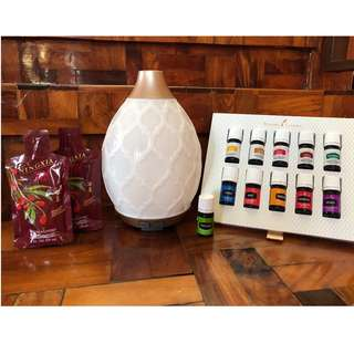Young Living Essential Oils (set)