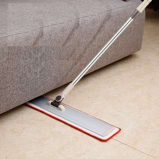 Large 65cm Mop Micro Fiber with spare mop pad