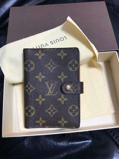 louisvuitton agenda pm