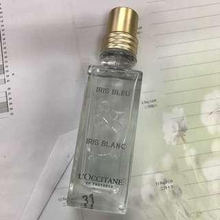 Loccitane Iris Bleu Iris Blanc
