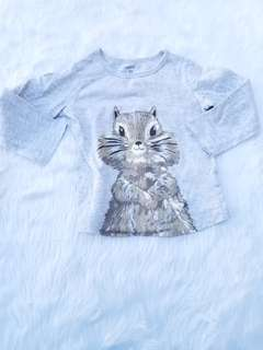 Carters long sleeve 3yrs old