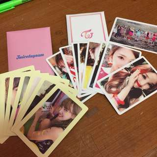 WTS - preorder Twice photocards